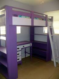 Desk Bunk Bed Combo 18 Desk And Bed Combination Ideas For Teenagers U0027 Rooms