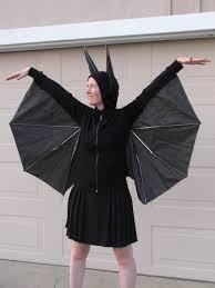 Crow Halloween Costume Bat Halloween Costume Diy Alldaychic