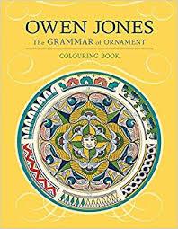 owen jones the grammar of ornament coloring book