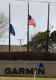 Why Are The Flags Flying Half Mast Gps Device Maker Garmin Reeling After Kansas Worker Killed