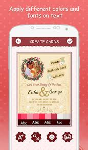 wedding invitation cards android apps on play