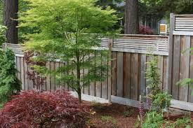 portland garden screens and fences
