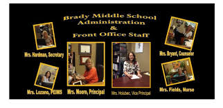 home brady middle