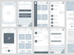 essential prototyping template sketch freebie download free
