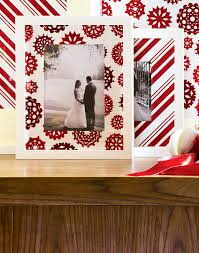 how to make festive picture frames chatelaine