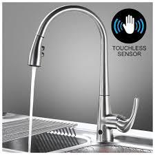 touchless kitchen faucet miproducts rakuten touchless kitchen faucet with sensor activated