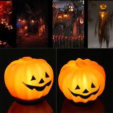 pumpkin plastic decorations ebay