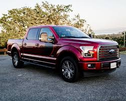 ford f150 travel eight days with a 2017 ford f 150 lariat sport u2013 nomnomyvr