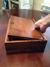 Small Wood Projects For Gifts by Wooden Box Lid Opening Woodshop Pinterest Box Lids Box And
