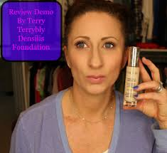 by terry terrybly densiliss wrinkle control serum foundation 8 5 review demo byterry terrybly densiliss serum foundation lisasz09