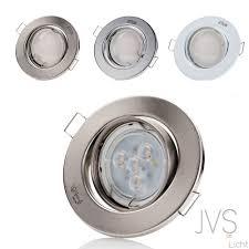 led einbauspot artikel im jvs handel beleuchtung shop bei ebay