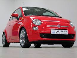 ferrari dealership inside fiat 500 1 4 sport ferrari limited edition nick whale sports cars