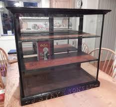 Display Cabinet Vintage Vintage Fry U0027s Chocolate Display Cabinet Grocers Shop Advertising