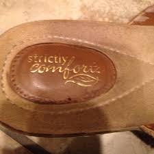 Strictly Comfort Sandals 73 Off Strictly Comfort Shoes Strictly Comfort Sandals U2013 Size