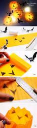 origami halloween 20 easy to make halloween decorations hative