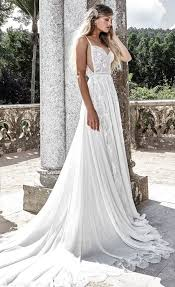 spaghetti wedding dress best 25 spaghetti wedding dress ideas on pallas