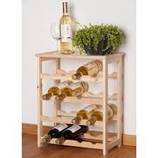 cuisine range bouteille casier range bouteilles empilable ou mural 30 bouteilles
