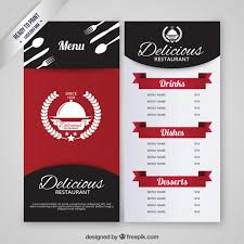 restaurant templates 28 images 25 high quality restaurant menu