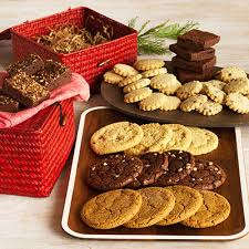 cookie baskets gourmet gift baskets cookies brownies and cakes deer