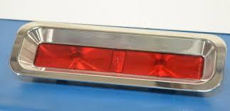 68 chevelle tail lights 67 68 camaro billet tail light bezels 68 style ems275 42