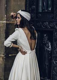 robe de mariã e boheme chic laure de sagazan robes de mariée collection deux mille seize
