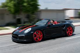fashion grey porsche turbo s porsche 911 turbo s gets ninja style wheels