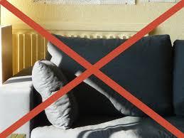 que mettre au dessus d un canapé comment réaliser des économies de chauffage sans investissement