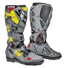 dirt bike motorcycle boots sidi crossfire 2 srs boots dirt bike rocky mountain atv mc mx
