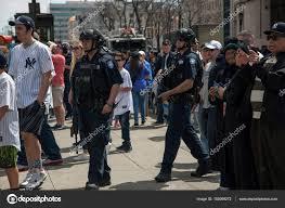 counter terrorism bureau nypd counter terrorism bureau officers patrol yankee stad