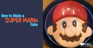 mario cake how to make a mario cake meet