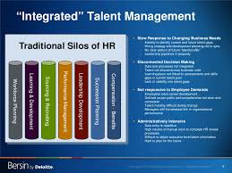 integrated u201d talent management slow