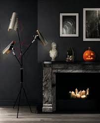 inspiring interior design projects for a chic halloween home decor
