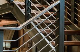 Stainless Steel Handrails For Stairs Stairs And Railing U2013 Custom Ii Manufacturing