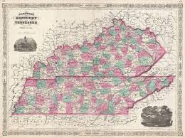 Ky County Map Map Of Kentucky And Tennessee Wisconsin Map