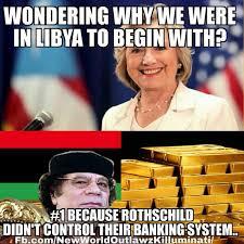 Gaddafi Meme - declassified emails reveal nato killed gaddafi to stop libyan