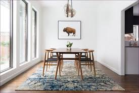 Area Rugs For Under Kitchen Tables Dining Room Wonderful Rug Under Kitchen Table Kids Half Moon