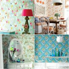 Fabulous Wallpaper In Bathroom With 3 Fabulous Wallpaper Designs Home Interior Design Kitchen And