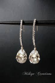 Chandelier Earrings Etsy 101 Best Diamond Earrings Images On Pinterest Jewelry Earrings