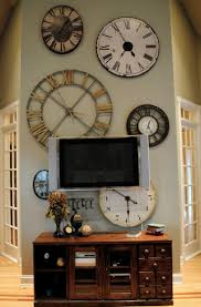 19 best wall clock shabby chic home decor images on pinterest