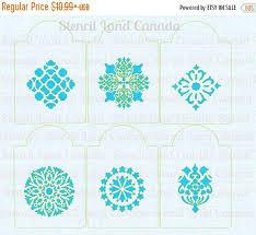 Oriental Design 67 Best Islamic Stencils Eid Stencils Ramadan Stencils Eid
