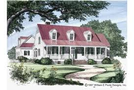 eplans farmhouse eplans farmhouse house plan carolina coastal 2419 square