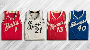 check out the official nba day uniforms stack