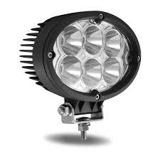 420 lumen led work light 6 super powered led work l spot beam 5400 lumens oval work