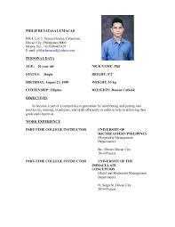 my resume my resume 4