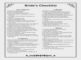 things to plan for a wedding 10 things you should do in wedding day checklist for