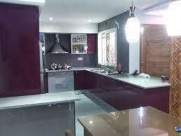 meuble cuisine aubergine meuble cuisine aubergine m inspiration design cuisine aubergine et