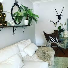 soderhamn shelf behind couch butterfly chair round mirror