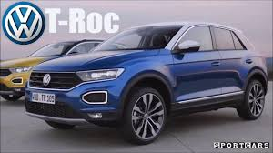 volkswagen sports cars all new volkswagen troc interior exterior der neue vw t roc