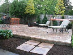 Outdoor Ideas For Backyard Paver Patio Design Dream Home Pinterest Paver Patio Designs