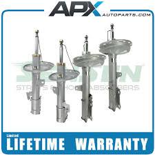 lexus toyota parts cross reference buy 2055 sensen shocks struts for lexus full set new lifetime
